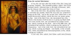 St. Ishtar by ~TerezBellydance - Sirius Cyrus's Dank MEME Creations